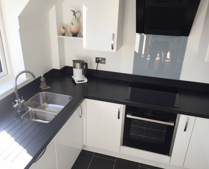 Taps and Tubs kitchen installation