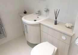 Taps and Tubs bathroom installation