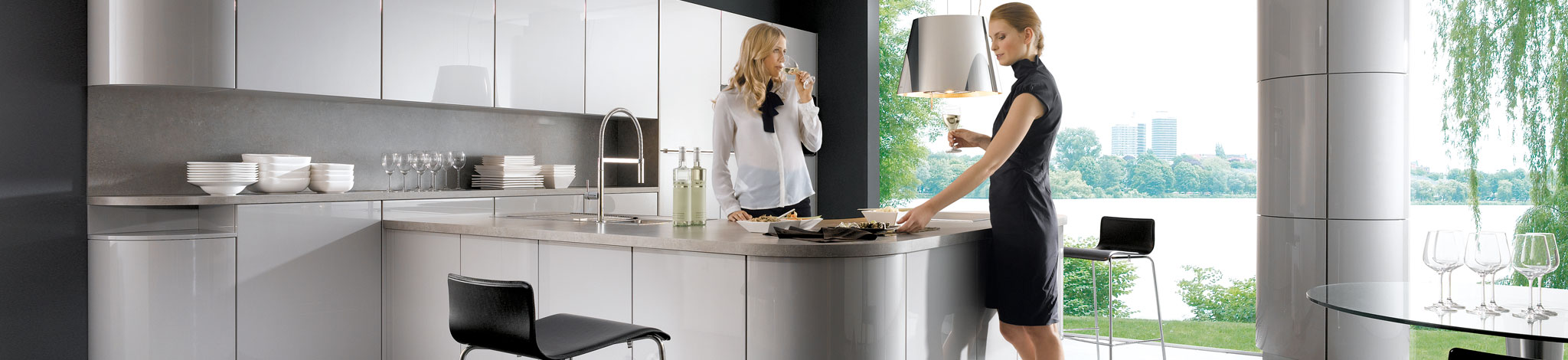 Schuller kitchens at Taps and Tubs