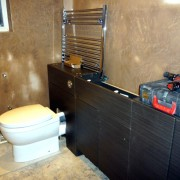 Hedge End walk-in shower room