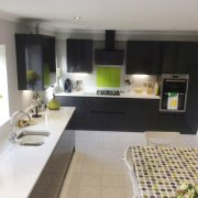 Swanwick kitchen installation by Taps and Tubs