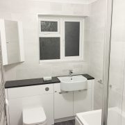 Catisfield bathroom by Taps and Tubs