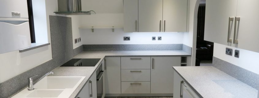 Portchester kitchen supplied by Taps and Tubs