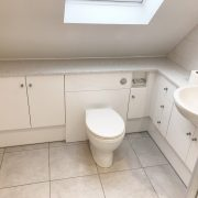 Warsash washroom installation by Taps and Tubs