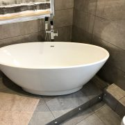 Burlesdon bathroom installation by Taps and Tubs