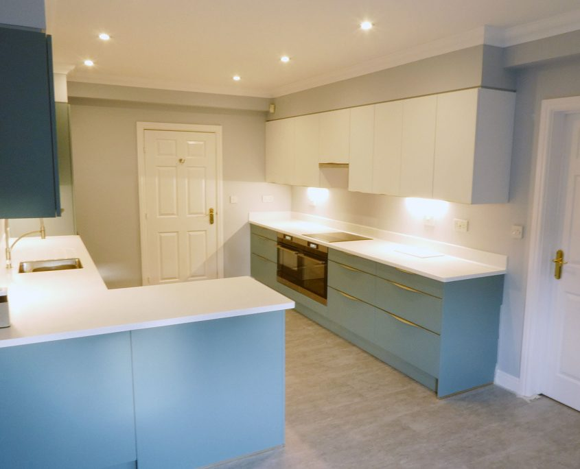 Southampton kitchen installation by Taps and Tubs