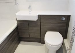 Titchfield bathroom installation by Taps and Tubs
