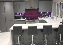 Stubbington kitchen installation by Taps and Tubs
