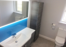 LEE-ON-THE-SOLENT bathroom supplied and installed by Taps and Tubs