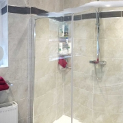 Warsash en suite supplied by Taps and Tubs