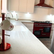 Locks Heath kitchen installation by Taps and Tubs