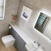 Master bathroom in Southampton completed by Taps and Tubs