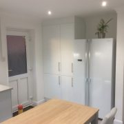Warsash Road kitchen installation by Taps and Tubs
