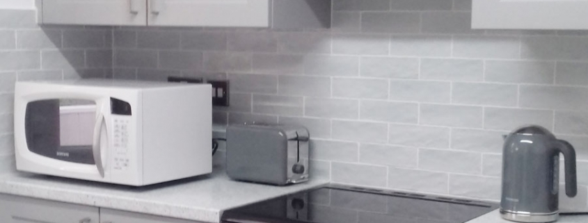 Fareham kitchen installation by Taps and Tubs