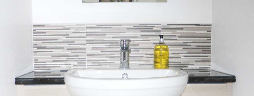 Locks Road cloakroom installation by Taps and Tubs