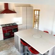 Locks Heath kitchen installation by Taps and Tubs